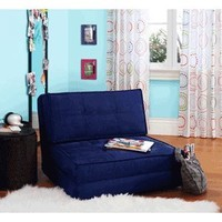 your zone - flip chair YZ40-084-900-04 Color: Blue Sapphire