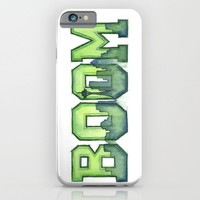 Legion of Boom Seattle 12th Man Art iPhone & iPod Case by Olechka