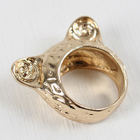 Bear Ear Hugs Ring