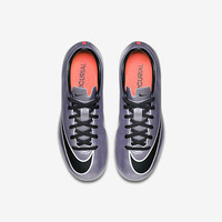 The Nike Jr. Mercurial Victory V (10c-6y) Kids' Firm-Ground Soccer Cleat.