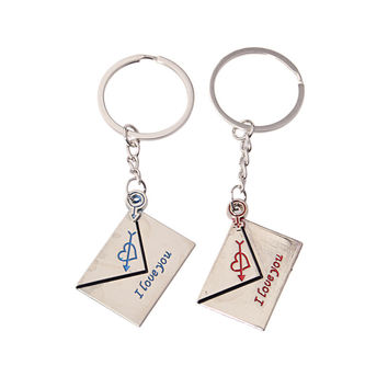 Creative Hot Sale Trendy New Arrival Functional Gift Great Deal Metal Couple Cars Gifts Keychain [11496559887]