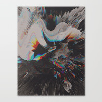 Get Lost Canvas Print by duckyb