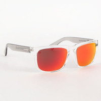 Electric Knoxville Cool Gray Fire Sunglasses at PacSun.com