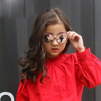 Cat Eye Kids Children Sunglasses