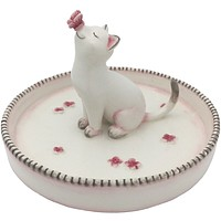 Playful Kitten Trinket Dish