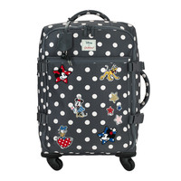 Button Spot Cabin Wheeled Suitcase | Bags View All | CathKidston