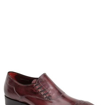 Men's Mezlan 'Spoletto' Leather Loafer