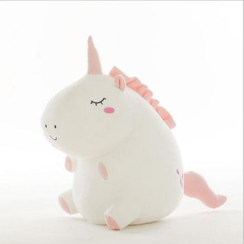2018 New arrival Unicorn Plush Toy Stuffed Animal 25-50 cm Kawaii Unicorn Toys For Children Gift for Girl