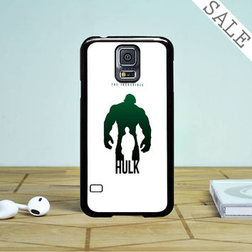 The Avengers - Hulk Poster Samsung Galaxy S5 Case