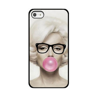 Hipster Marilyn iPhone 5 Case