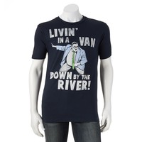 Saturday Night Live Livin' in a Van Tee - Men