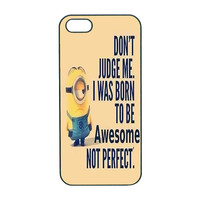 minion-Samsung  Note 2-Samsung Galaxy S4 case - Samsung Galaxy S3  - iPhone 4 case - iphone 4S case -  iPhone 5 case