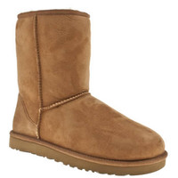 Women's Tan Ugg Australia Classic Short at schuh