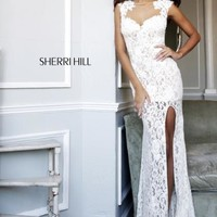 Sherri Hill Dress 4316 at Prom Dress Shop