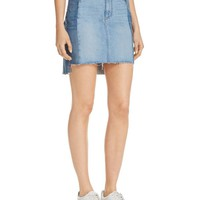 PAIGE Adrian Denim Skirt - 100% Exclusive | Bloomingdales's