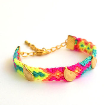 Tear Drop Friendship Bracelet