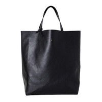 Angela & Roi: Everyday Tote Black