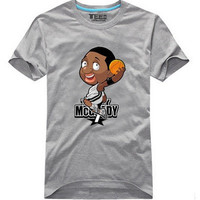 Tracy McGrady-Cartoon T-shirt