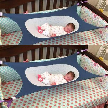 Portable Infant Safety Baby Hammock Printed Hanging Seat