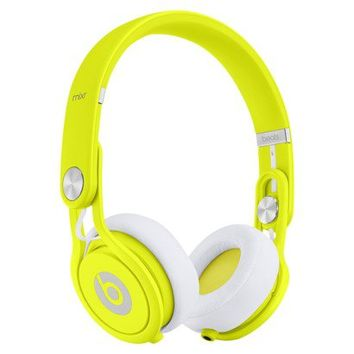 Beats by Dr Dre Mixr Headphones Neon from Tar #2: x354 q80