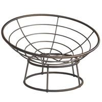 Papasan Outdoor Chair Frame - Mocha
