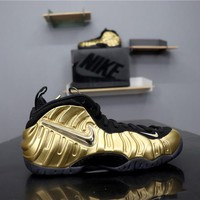 "Air Foamposite Pro ""Metallic Gold"" 624041-701"