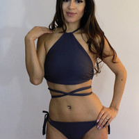 Halter swimsuit MORE COLORS
