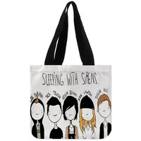 Sleeping With Sirens Band - Totebags