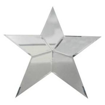 Threshold Silver Star Hanging Wall Mirror : Target