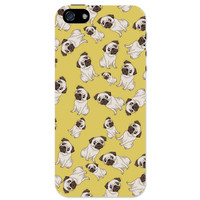 Pug Life Pattern iPhone 5 / 5S Case