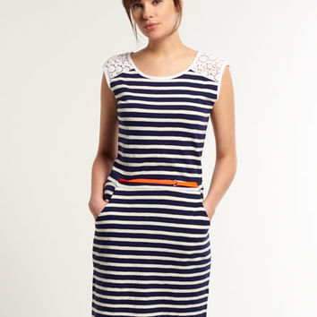 Colour Pop Breton Dress