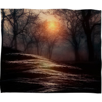 Viviana Gonzalez From Small Beginnings And Big Endings Fleece Throw Blanket