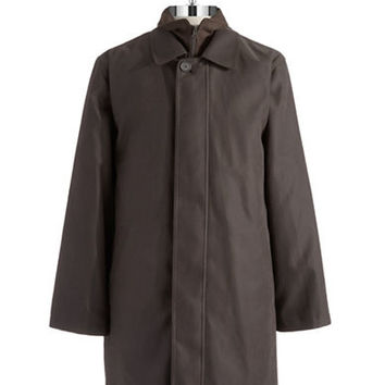 Lauren Ralph Lauren Water-Repellent Car Coat