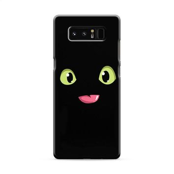 How to Train Your Dragon Toothless Samsung Galaxy Note 8 Case