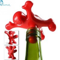 Novelty Wine Cork Bottle Plug