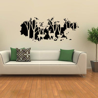 Living Room Bedroom Decoration Wall Sticker Stickers [4923125892]