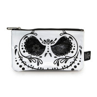Nightmare Before Christmas Loungefly Sugar Skull Jack Coin/Cosmetic Bag