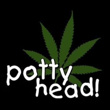 T-Shirt Hell :: POTTY HEAD