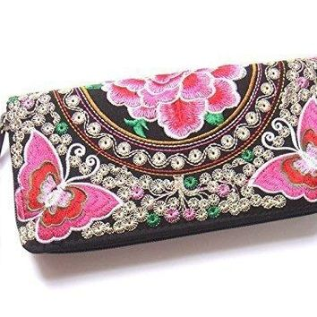 VIDA Statement Clutch - Flowers by VIDA MzBvqI