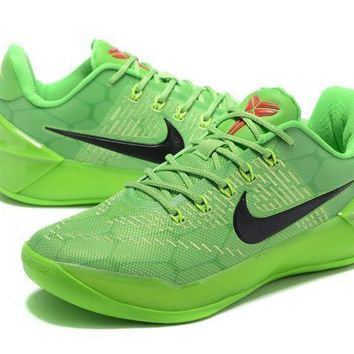 591deed8deea Nike Men s Kobe A.d. Ep Green Basketball Shoe Size Us7 12
