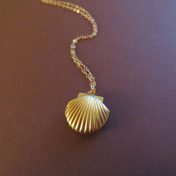 Mermaid, Locket, Necklace, Seashell, Locket, Necklace, Gold, Locket, Necklace, Shell, Necklace, Locket, Necklace, Locket, Necklace