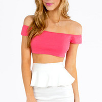Crop It Off Top $18