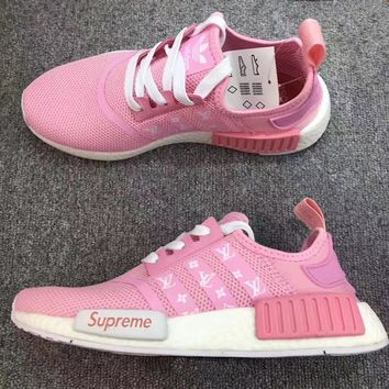 One-nice™ Suprem Adidas NMD LV Trend sports casual shoes