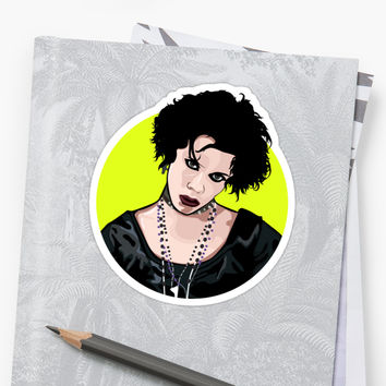 'The Craft - Nancy Downs' Sticker by danellemichaud