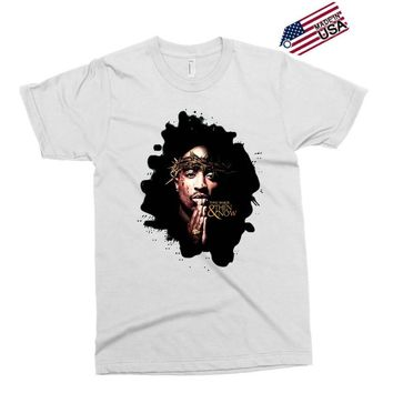 tupac shakur (2) Exclusive T-shirt