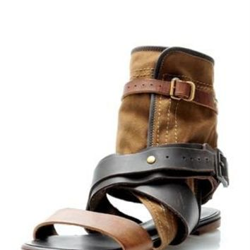 Chloe Salzano Sandal - Made In Italy - Flats, Sandals And Cool Kicks - Modnique.com