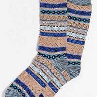 O'Hanlon Mills Bright Nordic Boot Sock