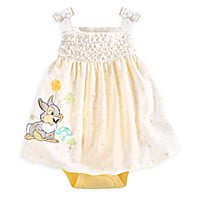 Thumper Dress with Bodysuit for Baby
