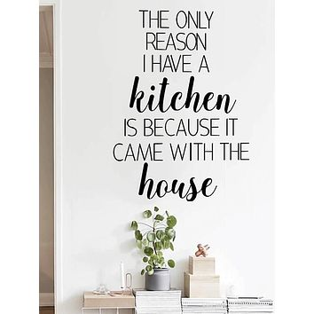 English Proverbs Wall Stickers - Words & Quotes Wall Stickers Characters Study Room / Office / Dining Room / Kitchen