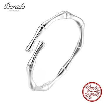 Dorado Simple Joint Design Fashion 925-Sterling-Silver Ring Open Ring Party Birthday Best Boy Friend Gifts Cheap Sale